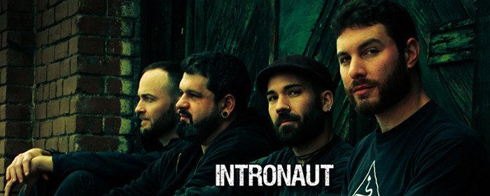 INTRONAUT - Harmonomicon (OFFICIAL VIDEO)