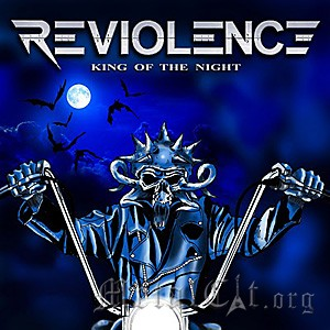 "REVIOLENCE - ""KING OF THE NIGHT"" (СИНГЛ) - 2010 - 4/5"