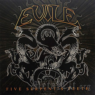 EVILE - FIVE SERPENT'S TEETH (2011) 3/5