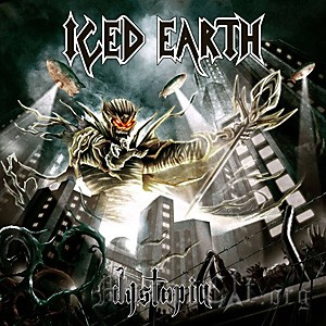 ICED EARTH - DYSTOPIA (2011) 3/5