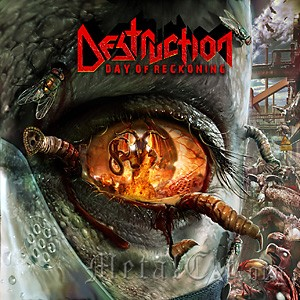 "DESTRUCTION - ""DAY OF RECKONING"" (2011) 4/5"
