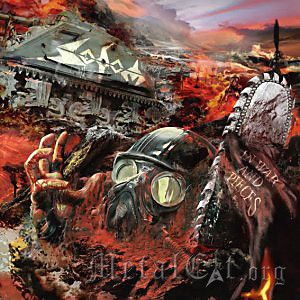 "SODOM - ""IN WAR AND PIECES"" (2010) 5/5"