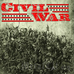 Civil War - Civil War (ЕР) 2012 4/5