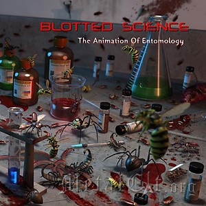 BLOTTED SCIENCE – THE ANIMATION OF ENTOMOLOGY - 2011 - 5/5