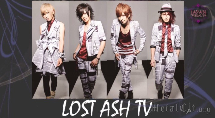 LOST ASH  Japan Visual TV - 2014-2013