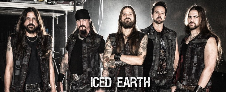 ICED EARTH - Anthem (OFFICIAL LIVE VIDEO)