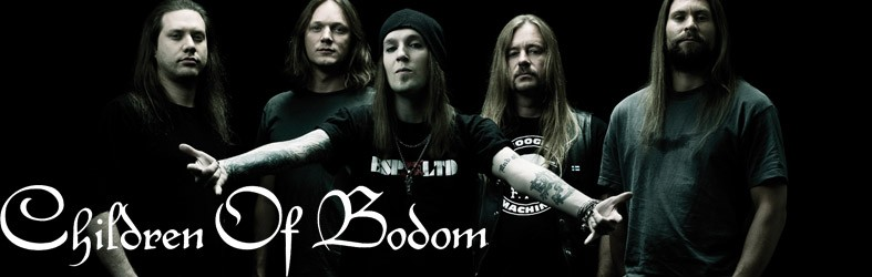 CHILDREN OF BODOM - Halo of Blood (OFFICIAL TRACK)