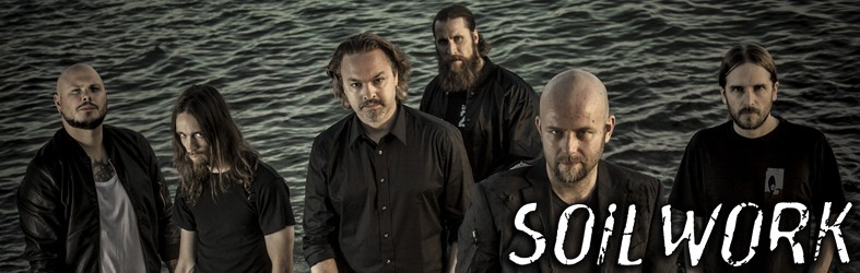 SOILWORK - Spectrum Of Eternity (OFFICIAL VIDEO)