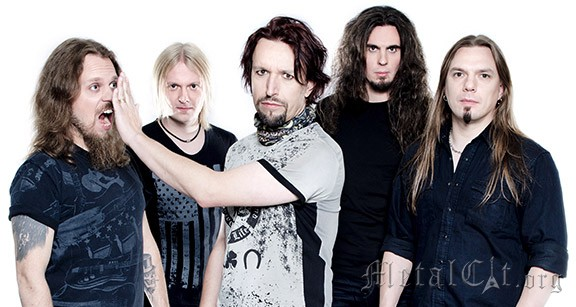 SONATA ARCTICA -- 'Cloud Factory' (Lyric Video)