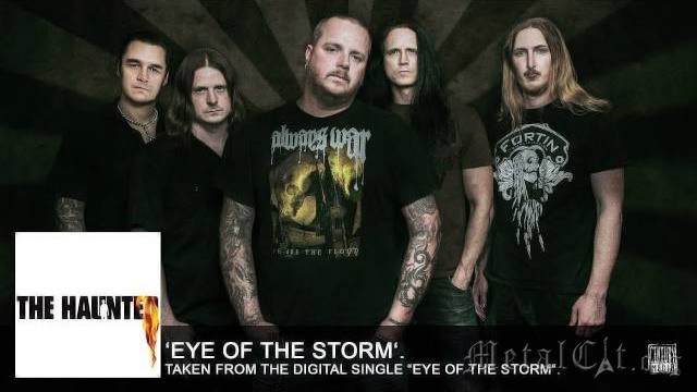 THE HAUNTED - Eye Of The Storm