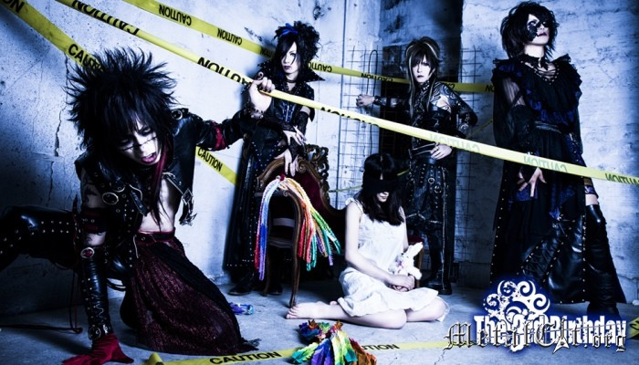 The 3rd Birthday - новые образы (New Look) к синглу 糜爛の月 (Biran no tsuki)
