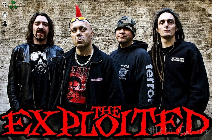 THE EXPLOITED - The Massacre (official live video)