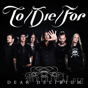 TO/DIE/FOR - Dear Delirium (видеоклип)