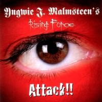 "YNGWIE J. MALMSTEEN'S RISING FORCE - ""ATTACK!!"" (2002) 5/5"