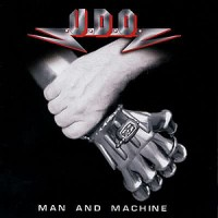 "U.D.O. ""MAN AND MACHINE"" 2002 4/5"