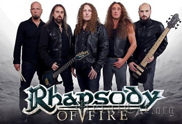 RHAPSODY OF FIRE: трейлер альбома Into The Legend