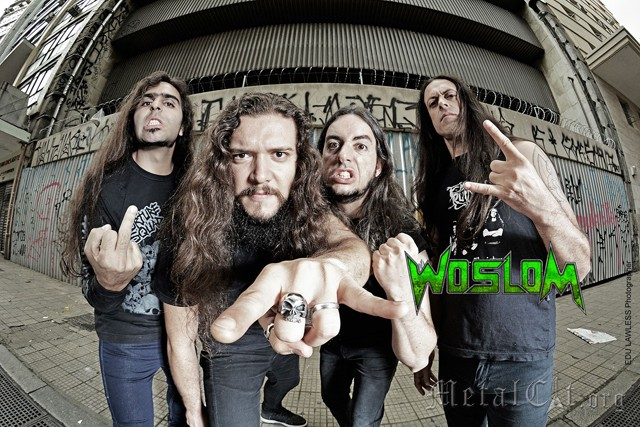 WOSLOM: Metal music is for few and stricted people.