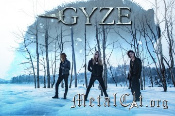 GYZE - новое видео NORTHERN HELL SONG