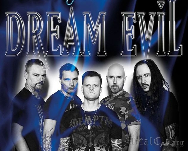 DREAM EVIL: песня Creature Of The Night