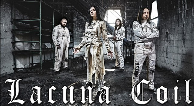 Lacuna Coil: видеоклип  Blood, Tears, Dust