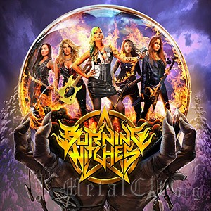 Burning Witches – «Burning Witches» (2017) 4,5/5