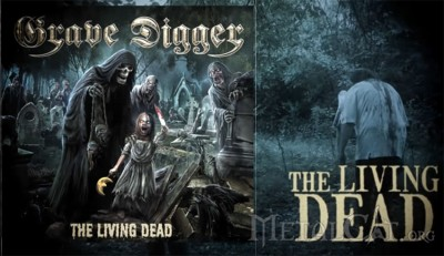 Grave Digger - лирик-видео Fear Of The Living Dead