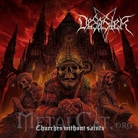 "Desaster - трек Learn To Love The Void и новый альбом ""Churches Without Saints"""